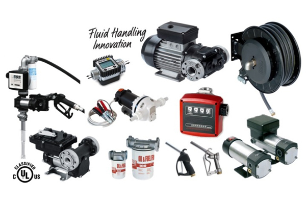 Fuel Pumps And Meters