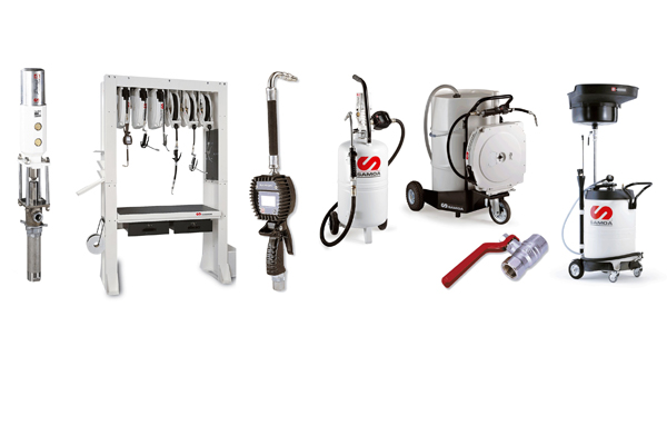 Lubrication Equipments