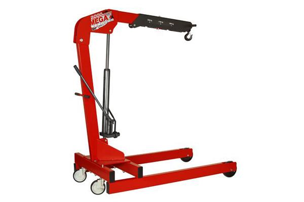 Hydraulic Trolley Crane