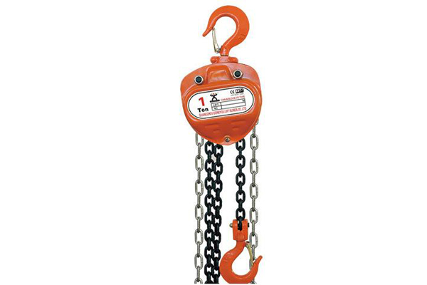 Manual Chain Hoist (Block)